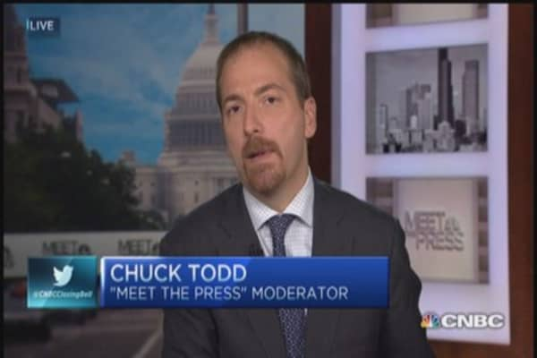 Immigration vs. Obamacare: Todd