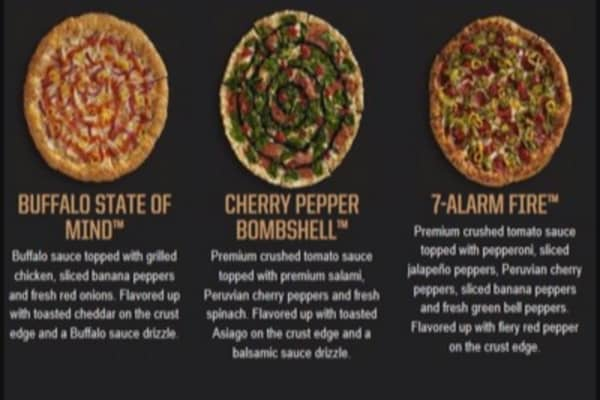 Sriracha, curry and thin-crust: The new-look Pizza Hut