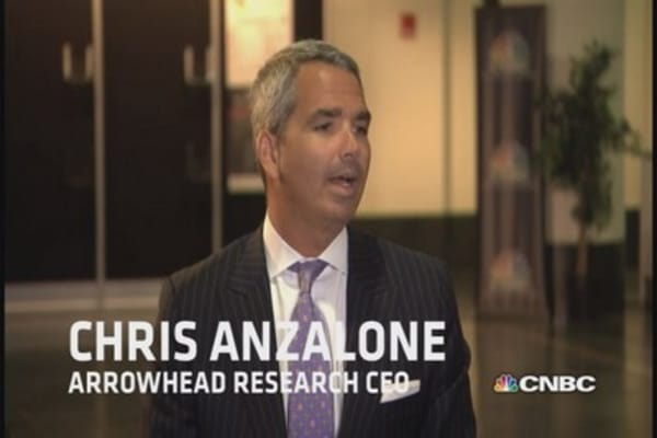Arrowhead CEO: We feel great about the drug