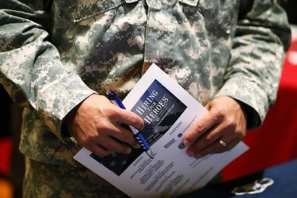 Tech industry opens door to veterans