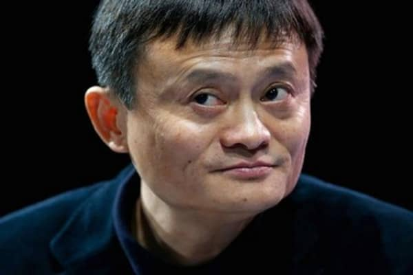 Alibaba's Jack Ma: I don't watch our stock price