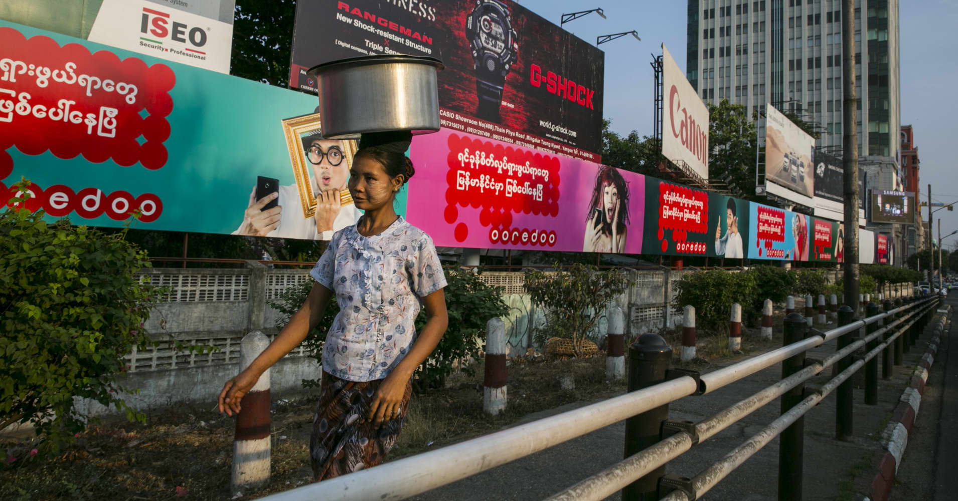 Myanmar technology: Tackling Asia's final tech frontier.com