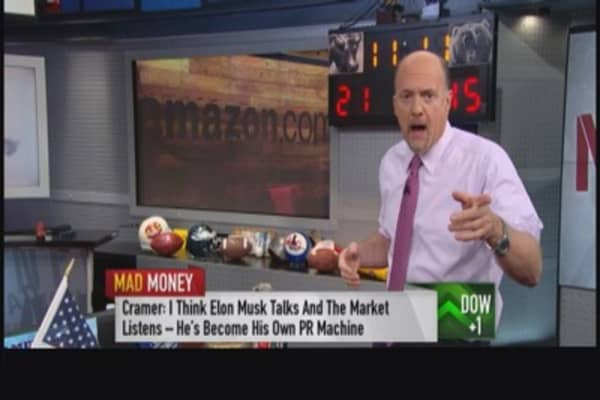 Cramer: Tuesday all about consolidation