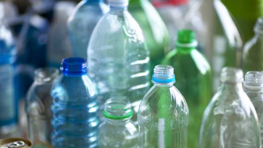 Why plastic bottles could be bad for your health