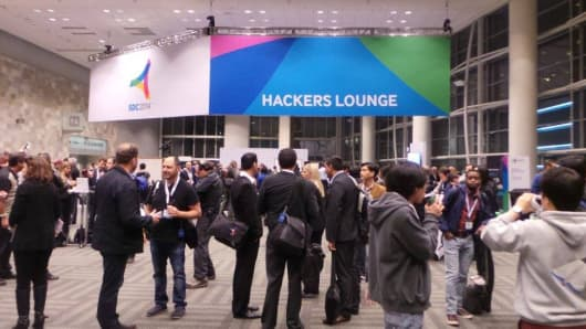Samsung Developer Conference 2014 in San Francisco