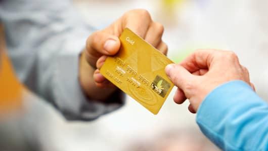 Credit card retail