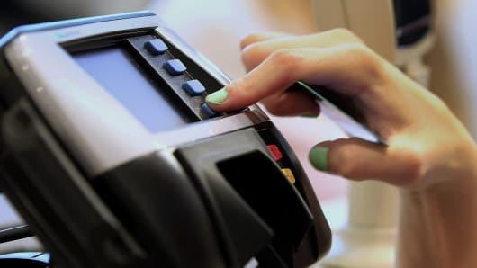 credit card terminal, credit card machine, paying with credit card, debit card, consumer debt, consumer credit