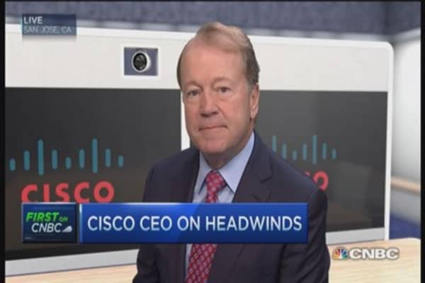 Cisco CEO: Major mistake to revisit Title II