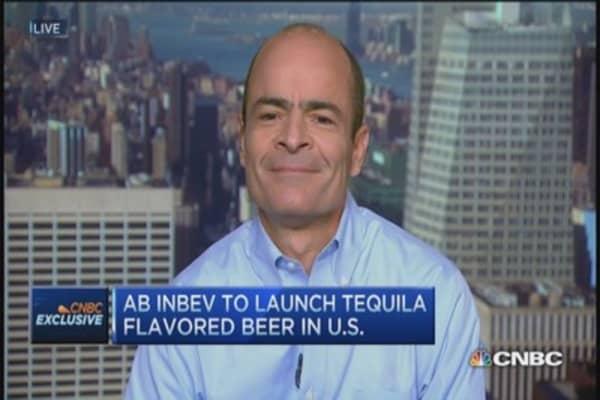 Craft brings romance to beer biz: AB InBev CEO
