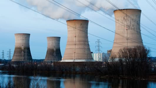 Three Mile Island Nuclear Power Plant to Close in 2019