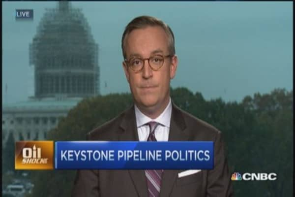 Lawmakers take up Keystone vote