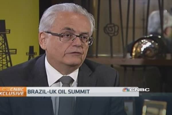 Brazilian diplomat on Petrobras corruption probe