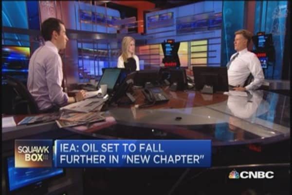 IEA: Oil market entering 'new chapter'