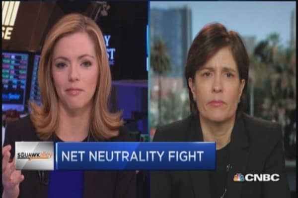 Net neutrality fight necessary?