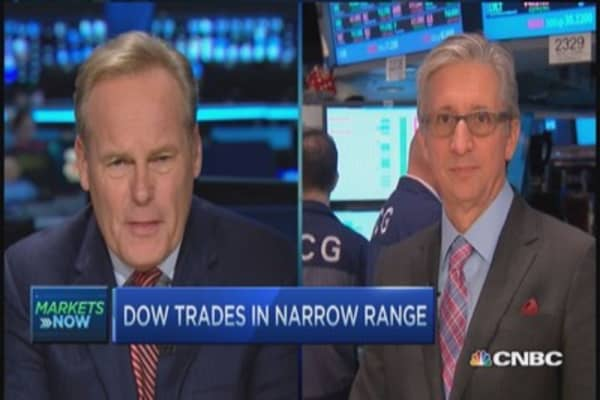 Pisani: Consolidation good for markets
