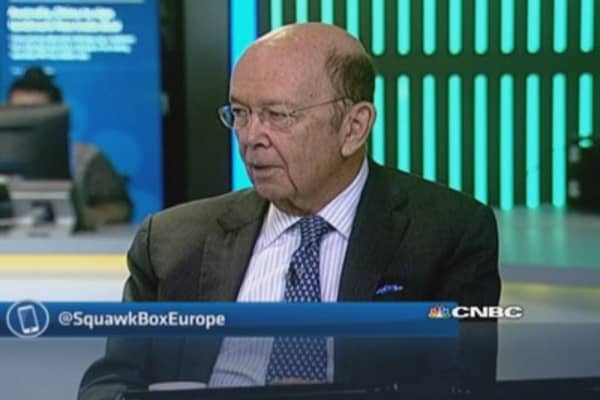 UK exit from EU would be 'risky': Wilbur Ross