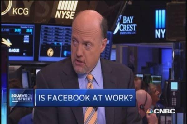 Facebook versus LinkedIn?