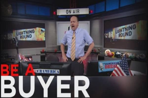 Cramer: This stock has begun to turnaround