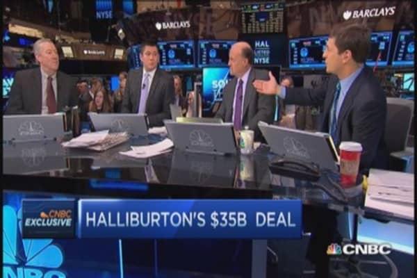 Halliburton CEO: Created great US company