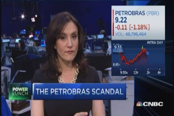 Trouble in Brazil: Petrobras scandal