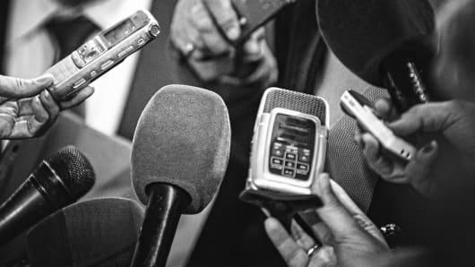 Journalism press