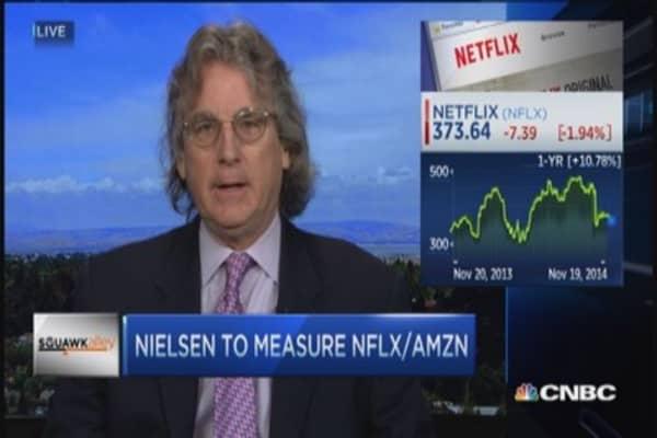 McNamee: Nielsen pulling PR stunt