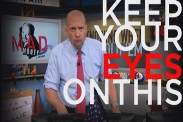 Cramer: Beware this red flag