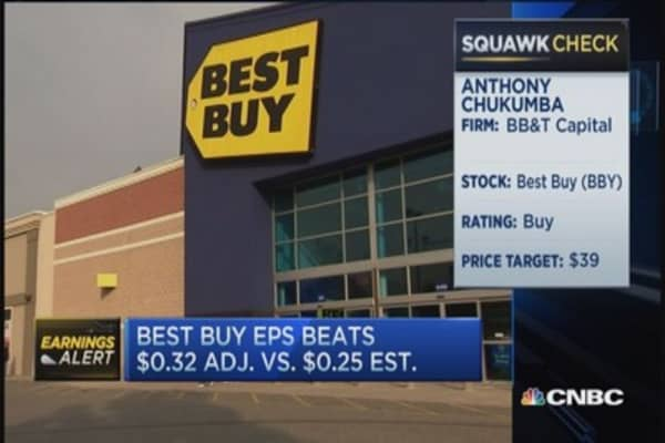 Best Buy still a buy after earnings beat: Pro