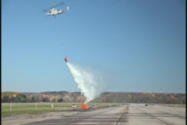 Meet Lockheed Martin's fleet of firefighting drones
