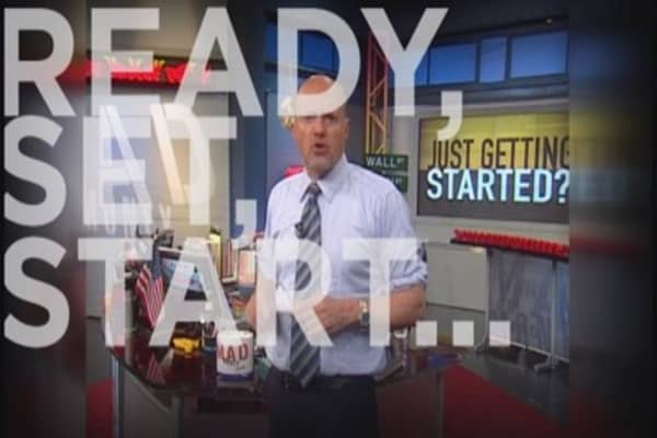 Cramer's advice to investors