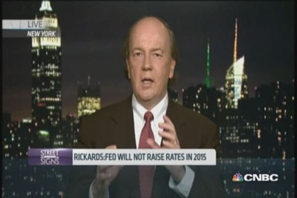 Why a US rate hike in 2015 is unlikely