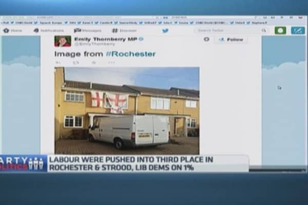 After Rochester, where now for UKIP?
