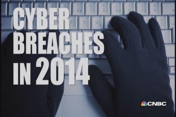 Data breaches in 2014