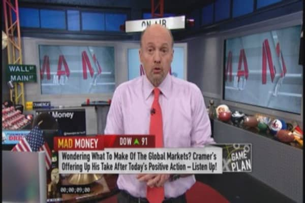 Cramer: Stick with what's working