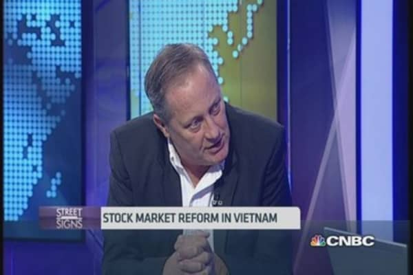Concerned about stalling reforms in Vietnam: Pro