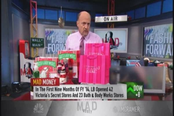 Cramer: L Brands worth owning