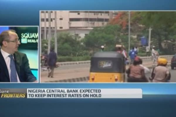The currency issues facing Nigeria