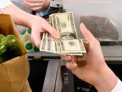 Cash transaction retail