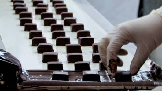 Li-Lac Chocolates in New York City