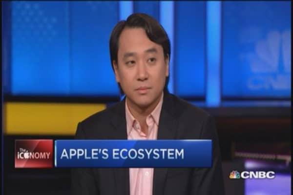 Apple... first trillion dollar company?