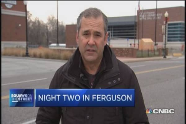 Ferguson movement spreads cross-country