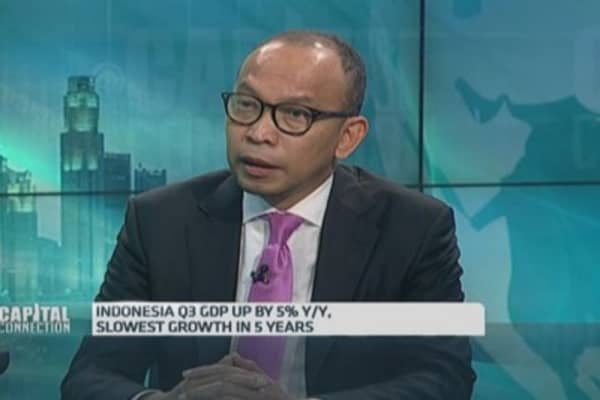 Indonesia: Time to go overweight?