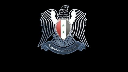 Syrian Electronic Army logo.