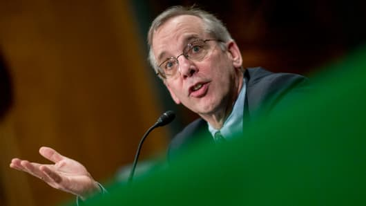 William C. Dudley, the Federal Reserve Bank of New York