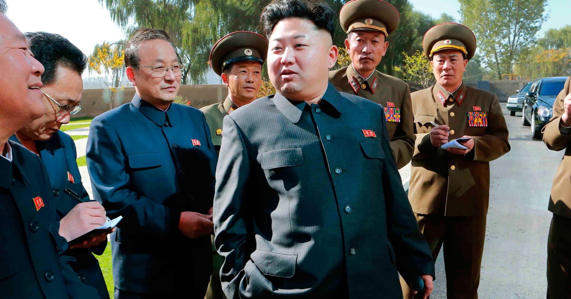 Kim's rocket stars - The trio behind North Korea's missile program
