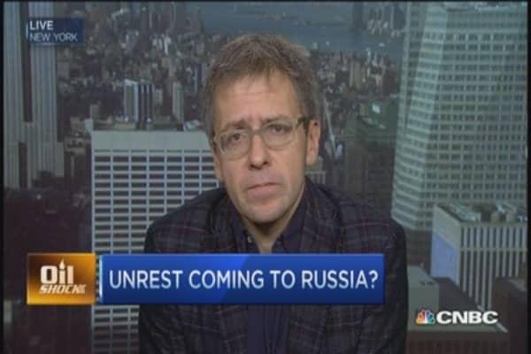 Crude's crumble puts Putin in corner: Pro
