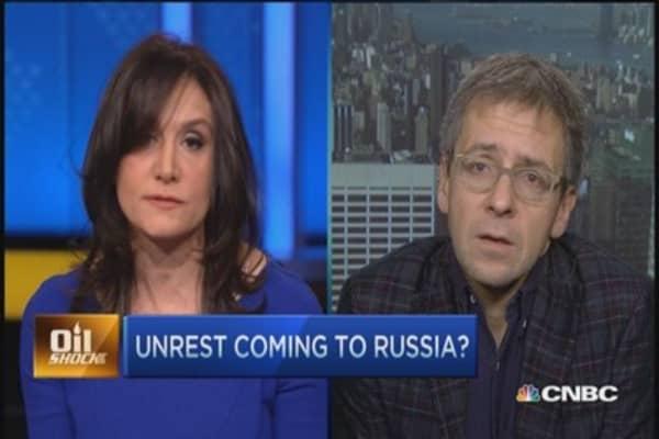 Oil squeezes Venezuela and Nigeria, emboldens Russia: Expert