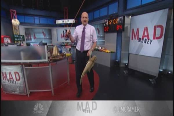 Cramer: Stocks you shouldn't chase