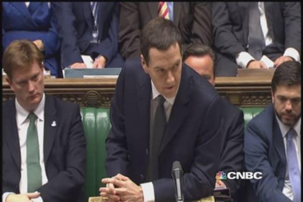 UK's Osborne cracks down on tax avoidance