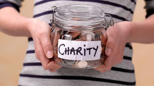 Charitable giving philanthropy